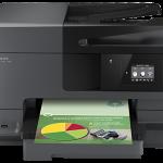 HP OfficeJet 8600 Series Printer