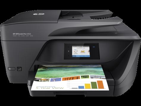 HP OfficeJet Pro 6960-2
