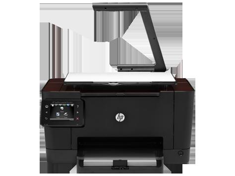 HP TopShot LaserJet Pro M275-12